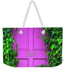 Door 229 Weekender Tote Bag by Darren White