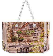 Door County Thorp Cottage Weekender Tote Bag by Heidi Hermes