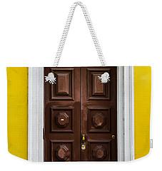 Door No 20 Weekender Tote Bag by Marco Oliveira