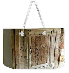 Door To Feudal Times Weekender Tote Bag
