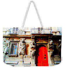 Door To Milan Weekender Tote Bag