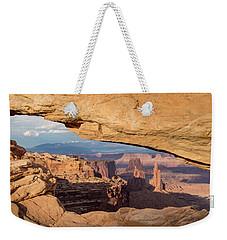 Door To The West Weekender Tote Bag