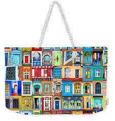 Doors And Windows Of The World Weekender Tote Bag