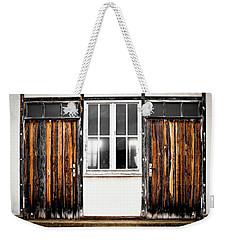 Doors Of Dachau Weekender Tote Bag