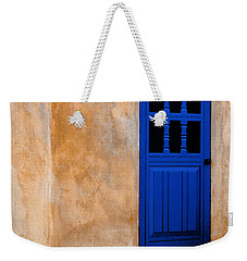 Doors Of Taos Weekender Tote Bag