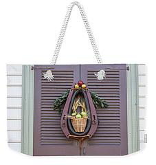 Doors Of Williamsburg 91 Weekender Tote Bag