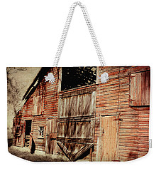 Doors Open Weekender Tote Bag