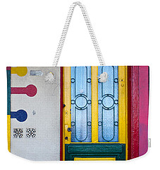 Doors Of San Telmo, Argentina Weekender Tote Bag