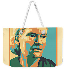 Dorothy Day, 1938 - Jldyd Weekender Tote Bag