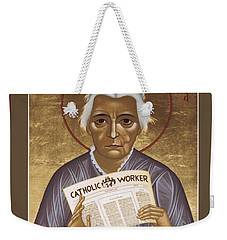 Dorothy Day Of New York - Rldrd Weekender Tote Bag