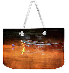 Dory In Orange Mist Weekender Tote Bag