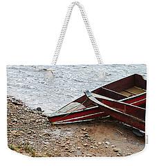 Dos Barcos Weekender Tote Bag