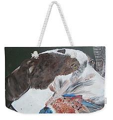 Dottie Weekender Tote Bag