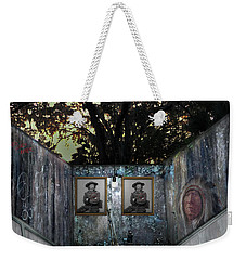 Double Custer Weekender Tote Bag by Steve Sperry