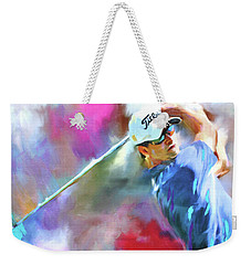 Double Eagle Weekender Tote Bag