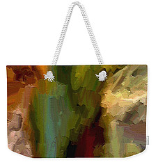 Double Indemnity Weekender Tote Bag