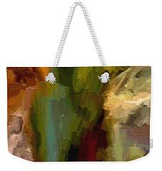 Double Indemnity Weekender Tote Bag by Ely Arsha