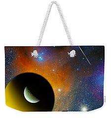 When I Consider The Heavens Weekender Tote Bag