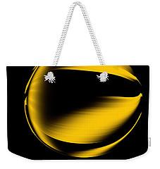 Double Purpose  Weekender Tote Bag by Danica Radman