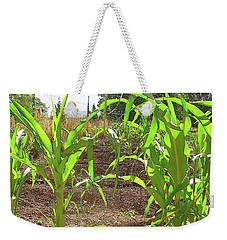 Double Sweet Corn Weekender Tote Bag