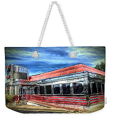 Double T Diner Weekender Tote Bag