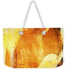 Double Woman Weekender Tote Bag