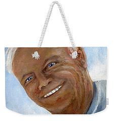 Doug My Sailing Buddy Weekender Tote Bag