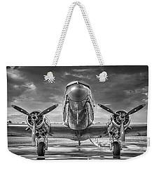 Douglas Dc3 Weekender Tote Bag