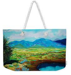 Douglas Weekender Tote Bag