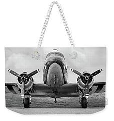 Douglass C-47 Skytrain - Dakota - Gooney Bird Weekender Tote Bag