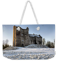 Doune Castle In Central Scotland Weekender Tote Bag