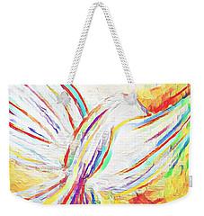 Holy Spirit Weekender Tote Bag