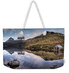 Dove Lake 2 Weekender Tote Bag