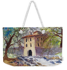 Down By The Old Mill Stream Weekender Tote Bag
