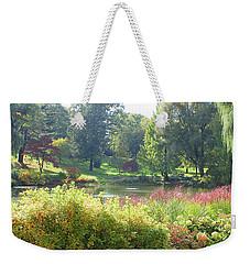 Down By The Pond Weekender Tote Bag
