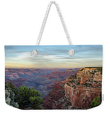 Down Canyon Weekender Tote Bag