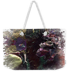 Down In The Valley Weekender Tote Bag by Angela L Walker