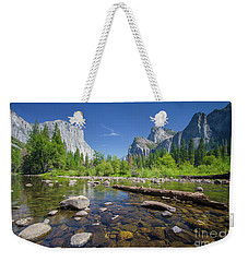 Down In The Valley Weekender Tote Bag by JR Photography