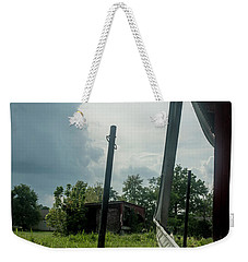 Down Spout Weekender Tote Bag