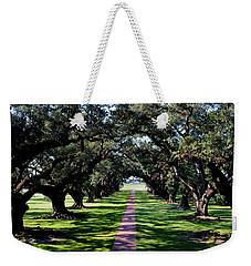 Down The Path Weekender Tote Bag
