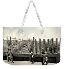 Down The Shore Weekender Tote Bag