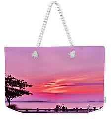 Summer Down The Shore Weekender Tote Bag
