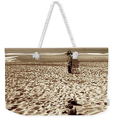 Down The Shore Weekender Tote Bag by Wim Lanclus