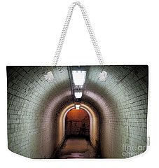 Down The Tunnel Weekender Tote Bag by John S