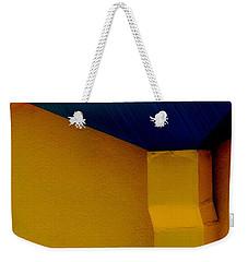 Down,down Weekender Tote Bag