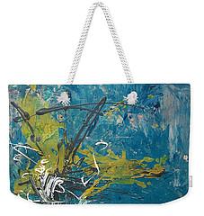 Downpour Weekender Tote Bag