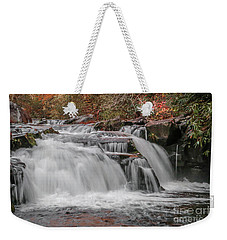 Downstream Plunge Weekender Tote Bag