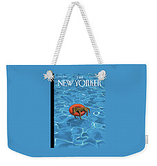 Downtime Weekender Tote Bag
