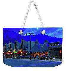 Astoria Hotel Weekender Tote Bag