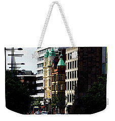 Downtown Belfast Weekender Tote Bag